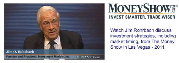 Jim Rohrbach - The Money Show - Las Vegas